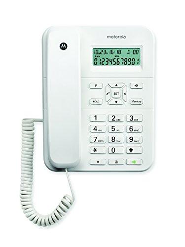 Motorola CT202 - Teléfono de sobremesa con Cable