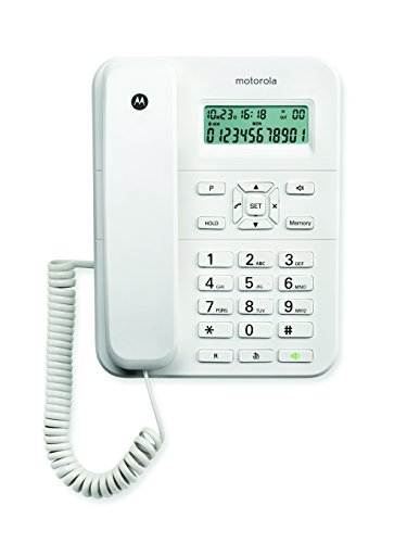 Motorola CT202 - Teléfono sobremesa Cable
