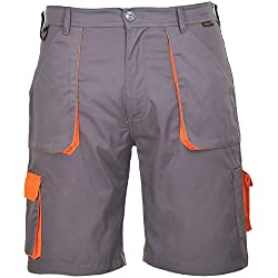 Portwest - TX14 - Texo pour homme - Gris - Orange - XL