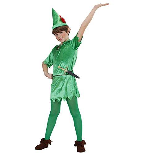 r, in Größe 5/7Jahre (Peter Pan Neverland Kostüme)