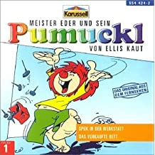 Meister Eder und sein Pumuckl, Folge 1: Spuk in der Werkstatt / Das verkaufte Bett