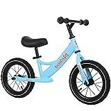 baishs - Bicicletta Sportiva per Bambini, Senza Pedali, per Bambini di 2, 3 e 4 Anni