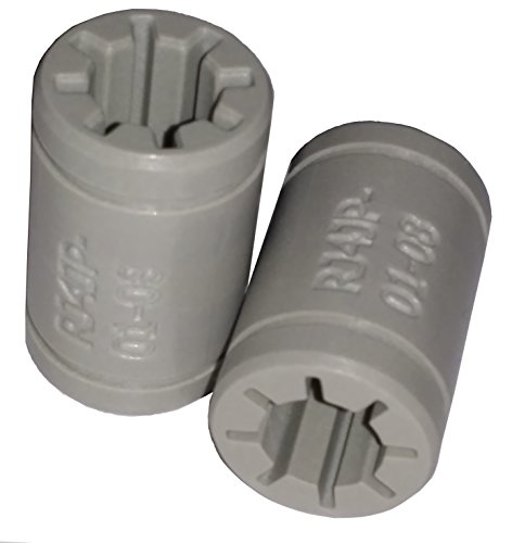 8mm Igus Drylin RJ4JP-01-08 - 3D Printer Solid Polymer LM8UU Bearing (12) Test