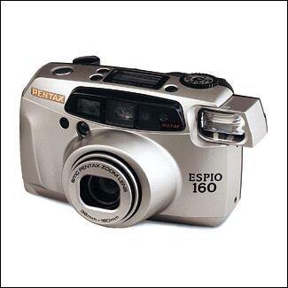 Pentax Espio 160 Kleinbildkamera