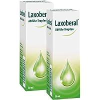 Sparset Laxoberal Abführtropfen 2 x 30 ml preisvergleich bei billige-tabletten.eu