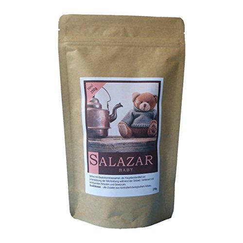 Bockshornklee Die Milch (Salazar Baby Stilltee 250g Aromapack | mit Bockshornkleesamen | unterstützt die Milchbildung und beruhigt den Magen)