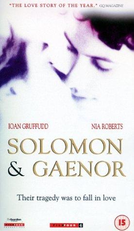 Solomon And Gaenor [VHS] [UK Import]