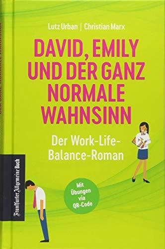 David, Emily und der ganz normale Wahnsinn. Der Work-Life-Balance-Roman. Life Coaching für Führungskräfte: Stress bewältigen, Ressourcen nutzen, Flow finden. Mit kostenlosen Online-Übungen!