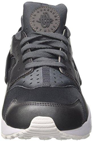 Nike Air Huarache Run Prm, Chaussures de Gymnastique Homme Gris (Mtlc Hematite/mtlc Hematite/cool Grey)