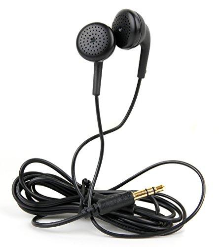 DURAGADGET Écouteurs Pratiques à Embout Doux, Haute qualité pour tablettes tactiles Auchan QILIVE 8 B600117 & 8QC B600119 (Android 4.1.2, écran 8')
