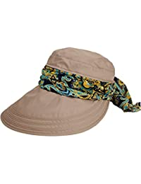 Beach Sun Hat Summer Sun Hat Multi-purpose Outdoor Ride Big Hat Foldable Protect The Neck Protect The Neck Cover The Face Sunhat Soft and comfort