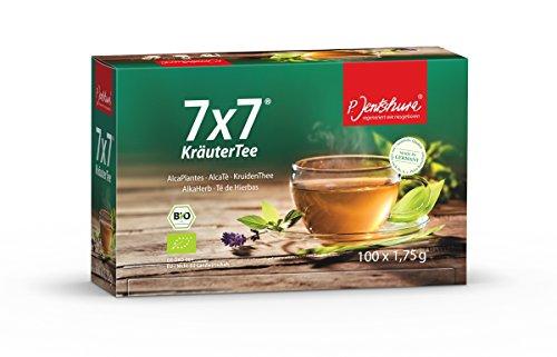 Jentschura 7x7 Kräutertee 100 Filterbeutel -