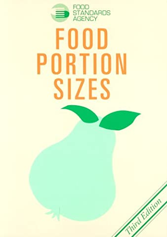 Food Portion Sizes (Maff Handbook)