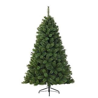Kaemingk 683840 – Árbol de Navidad Artificial, PVC, 150 cm, Color Verde