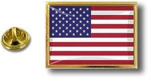 Spilla Pin pin's Spille spilletta Giacca Bandiera Distintivo Badge USA America
