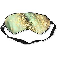 Sleep Eye Mask Glitter Light Lightweight Soft Blindfold Adjustable Head Strap Eyeshade Travel Eyepatch E7 preisvergleich bei billige-tabletten.eu
