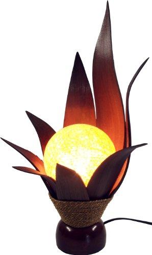 Palmenleuchte Orania / Palmlights Palmholzleuchten