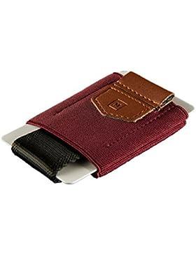 Cartera Billetera Minimalista | Cartera fina y pequeña | Tarjetero sencillo | Billetera pequeña para hombre y...