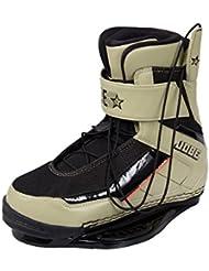 Jobe Bindungen Maddox Bindings - Botas de wakeboarding, color negro, talla 9