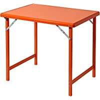 Cao Table pliant Orange