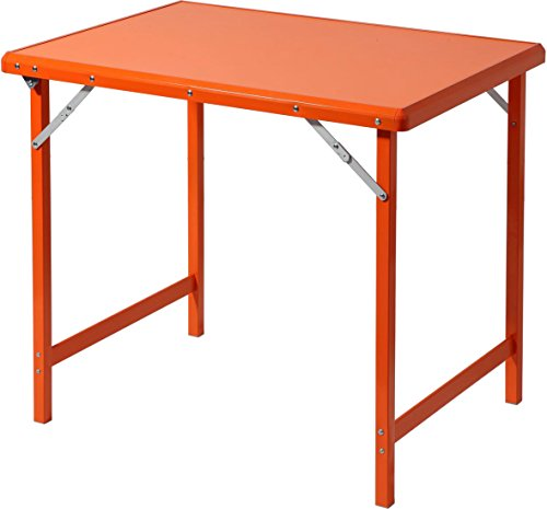 Cao, tavolo da campeggio fun, arancione (orange), 80 x 60 x 70 cm
