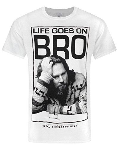 Uomo - Vanilla Underground - The Big Lebowski - T-Shirt (S)