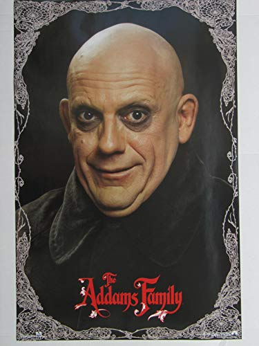 Unbekannt The Addams Family (Onkel Fester) Poster 58 x 89 cm (Fester Family Onkel Addams)