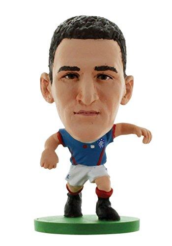 SoccerStarz Rangers Lee Wallace Home Kit