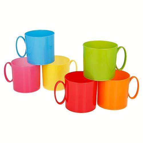 Stor st-00636 Set de 6 Tasses pique-nique 265 ml