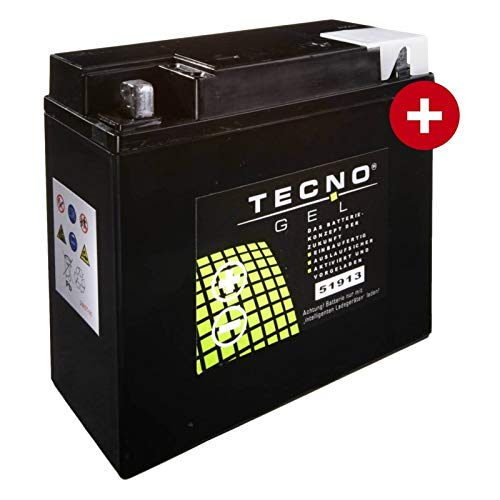 Tecno 51913 Gel Batterie K 75 S 1985-1995