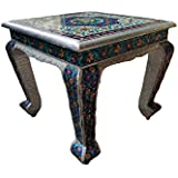 Satya Multi Purpose Decorative Meenakari Stool
