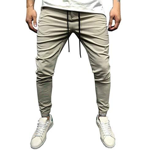 Jeans Ajustados Hombre Rotos Pantalones De Mezclilla