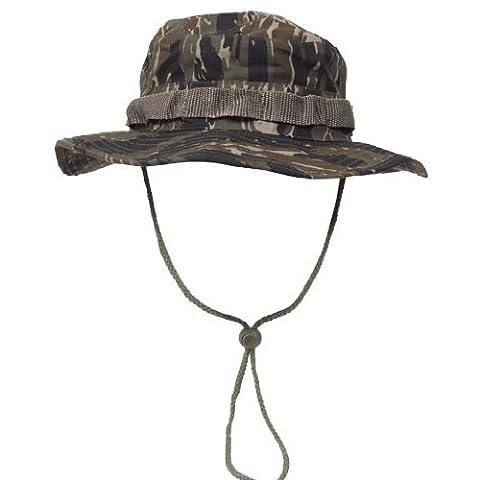 MFH GI Ripstop Bush Hat Tiger Stripe Taille M