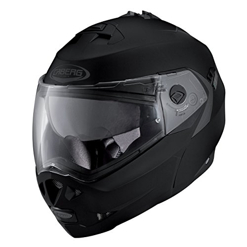 Casco modular Duke II, Duke II, negro, medium
