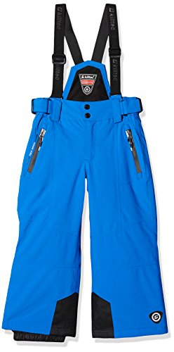Killtec Jungen Devlin Junior Ski Und Snowboardhose, Royal, 176