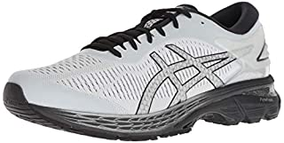 ASICS Gel-Kayano 25 Men's Running Shoe, Glacier Grey/Black, 12 D(M) US (B077MQ5Y5J) | Amazon price tracker / tracking, Amazon price history charts, Amazon price watches, Amazon price drop alerts