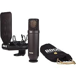 Rode NT1 KIT - Micrófono de condensador