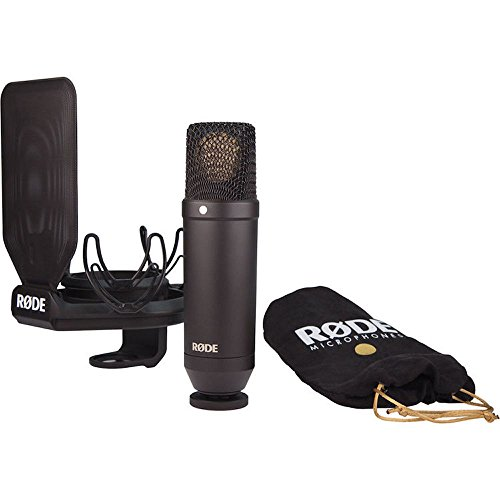 Rode NT1KIT Condenser Microphone Vocal Pack