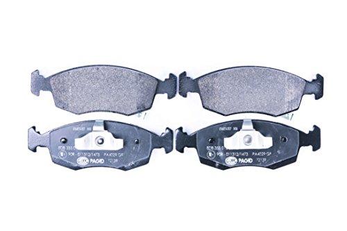 HELLA PAGID 8DB 355 016-231 Kit pastiglie freno, Freno a disco, Assale anteriore
