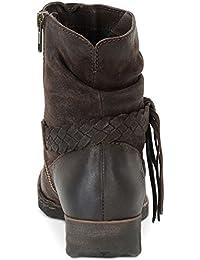 Boots B.o.c Frauen Cook Weite Wadenoeffnung Geschlossener Zeh Fashion Stiefel Braun Gr Clothing, Shoes & Accessories