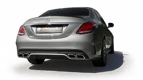 Escape Remus mercedes c-class C63/c63s AMG Coupe & Cabrio C63AMG 4.0L V8350kW 2016_