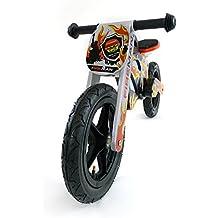 Milly Mally 4744 - Kinderlaufrad Motorrad Polizei, fireman