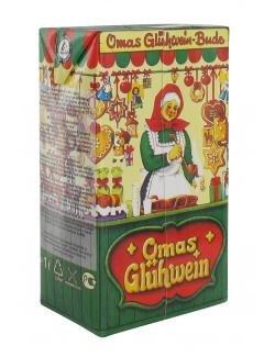 Gerstacker Omas Glühwein-Bude Tetra, 1 l