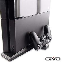 Oivo PS4 Konsol Standı Multi Fonksiyonel Fanlı Şarj Stand