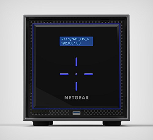 Affordable NETGEAR ReadyNAS 424 4-Bay 16 TB (4 x 4 TB) Enterprise HDD Network Attached Storage (RN424E4-100NES) Special