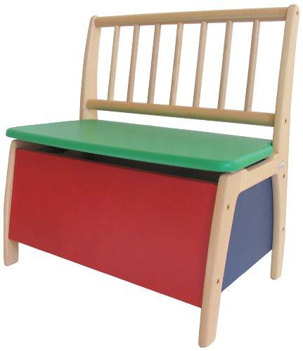 Preisvergleich Produktbild Geuther - Truhenbank passend zu Sitzgruppe Bambino, bunt