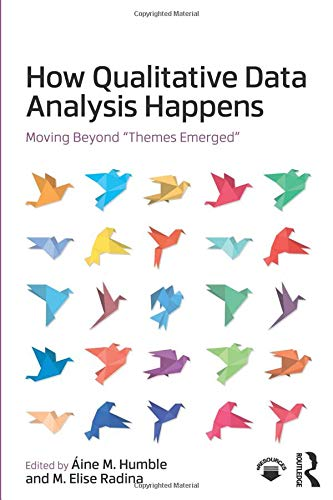"How Qualitative Data Analysis Happens: Moving Beyond ""Themes Emerged"""