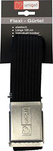 Preisvergleich Produktbild Uniqat Flexigürtel ''Premium'' 120cm