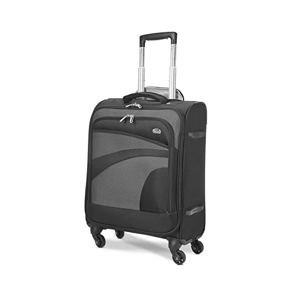 f3defa17e Aerolite 55x40x20 Ryanair Maximum Allowance 38L Lightweight Travel Carry  Suitcase with 4 Wheels – Also Approved