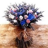 Ramo Dry Blue flor seca PORTES GRATIS